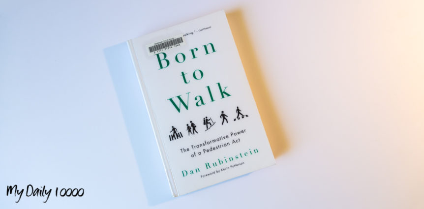 Born To Walk Book